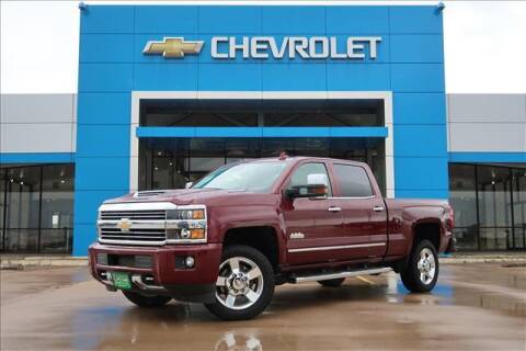 2017 Chevrolet Silverado 2500HD for sale at Lipscomb Auto Center in Bowie TX