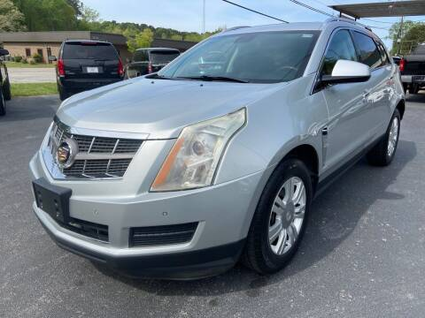 2012 Cadillac SRX for sale at Luxury Auto Innovations in Flowery Branch GA