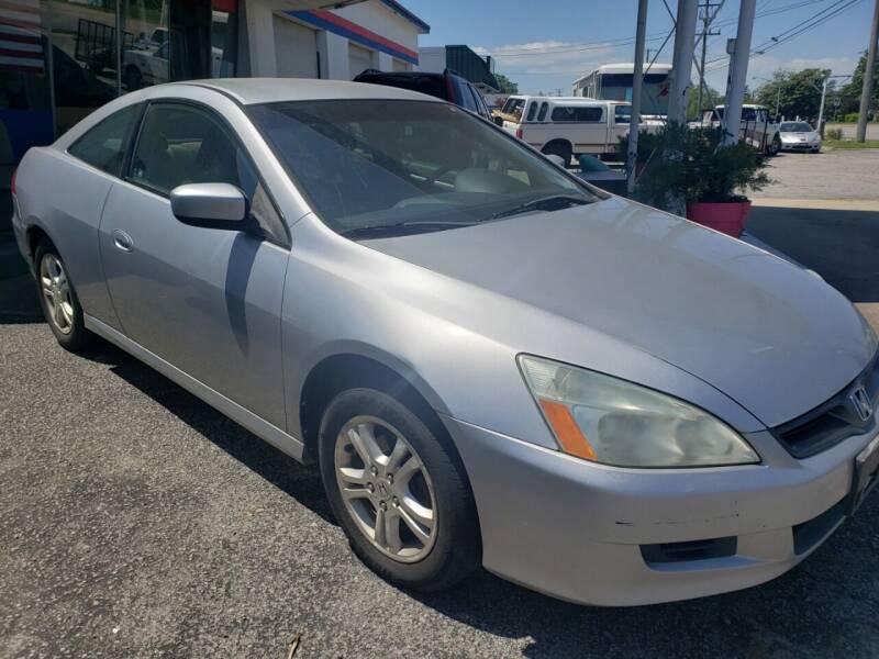 2007 Honda Accord for sale at Americar in Virginia Beach VA