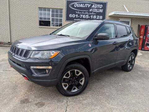 2017 Jeep Compass for sale at Quality Auto of Collins in Collins MS