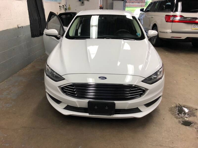 2017 Ford Fusion for sale at Stan's Auto Sales Inc in New Castle PA