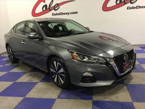 2020 Nissan Altima for sale at Cole Chevy Pre-Owned in Bluefield WV