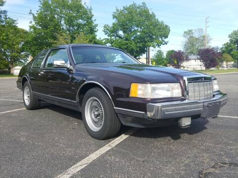 1988 Lincoln Mark VII for sale at Viking Auto Group in Bethpage NY