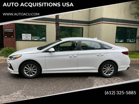 2018 Hyundai Sonata for sale at AUTO ACQUISITIONS USA in Eden Prairie MN