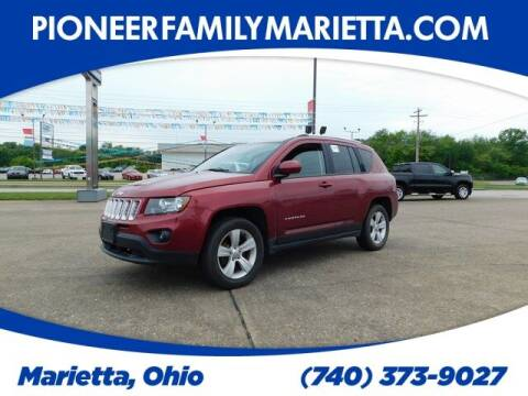 2014 Jeep Compass for sale at Pioneer Family preowned autos in Williamstown WV