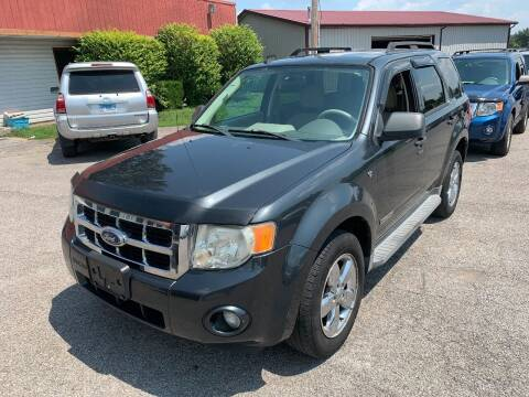 2008 Ford Escape for sale at Best Buy Auto Sales in Murphysboro IL