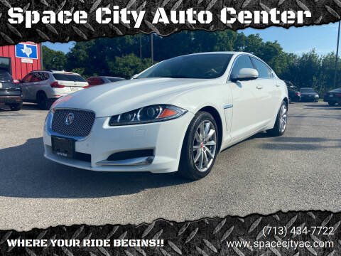 2015 Jaguar XF for sale at Space City Auto Center in Houston TX