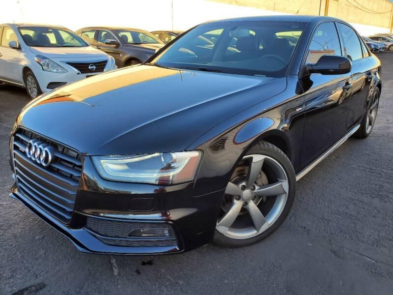 2014 Audi A4 for sale at Auto Center Of Las Vegas in Las Vegas NV