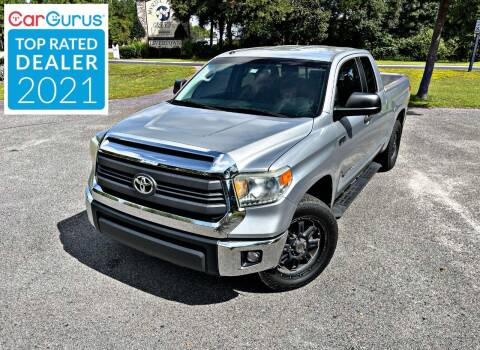 2014 Toyota Tundra for sale at Brothers Auto Sales of Conway in Conway SC