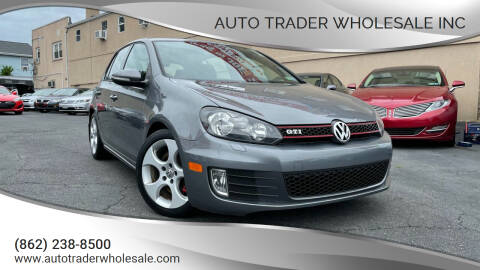2011 Volkswagen GTI for sale at Auto Trader Wholesale Inc in Saddle Brook NJ