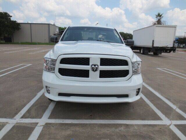 2019 RAM Ram Pickup 1500 Classic for sale at MOTORS OF TEXAS in Houston TX