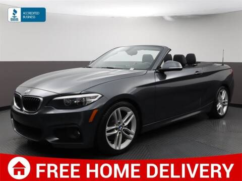 2017 BMW 2 Series for sale at Florida Fine Cars - West Palm Beach in West Palm Beach FL