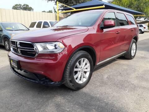 2014 Dodge Durango for sale at Midtown Motor Company in San Antonio TX
