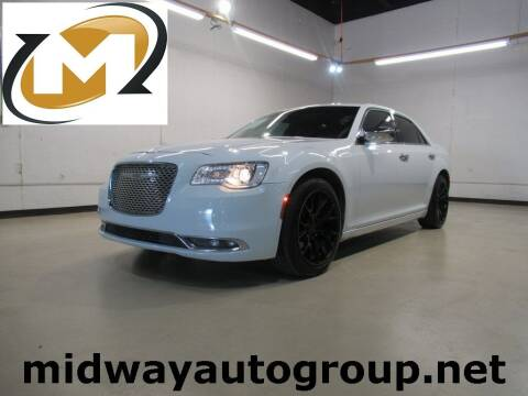 2016 Chrysler 300 for sale at Midway Auto Group in Addison TX