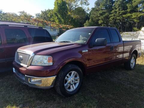 2004 Ford F-150 for sale at Arkansas Wholesale Auto Sales in Hot Springs AR