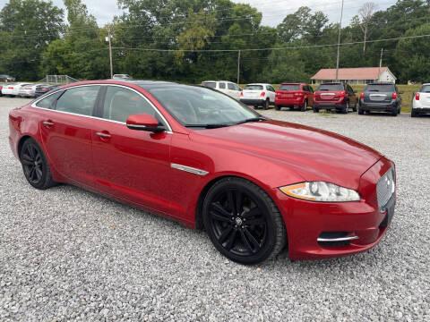 2014 Jaguar XJL for sale at Alpha Automotive in Odenville AL