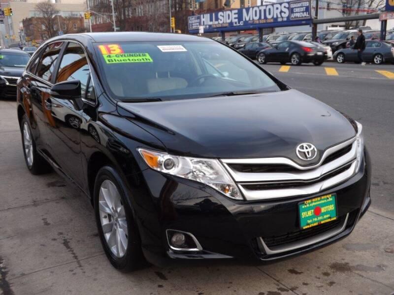 2013 Toyota Venza for sale at Sylhet Motors in Jamacia NY