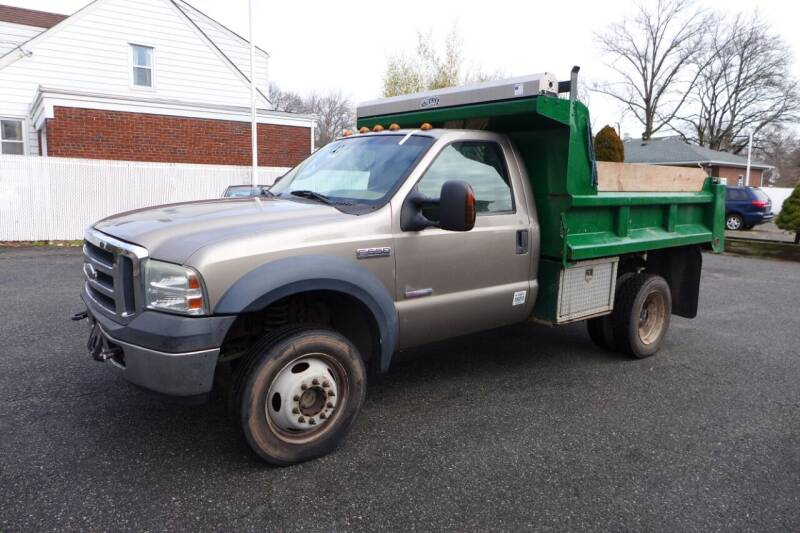 2007 Ford F-550 Super Duty for sale at FBN Auto Sales & Service in Highland Park NJ