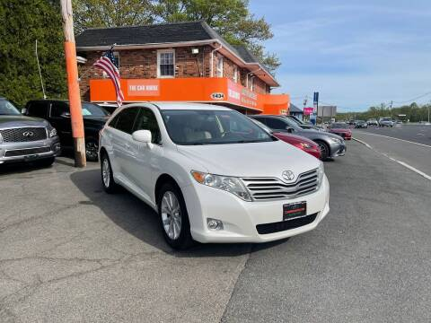 2010 Toyota Venza for sale at Bloomingdale Auto Group - The Car House in Butler NJ