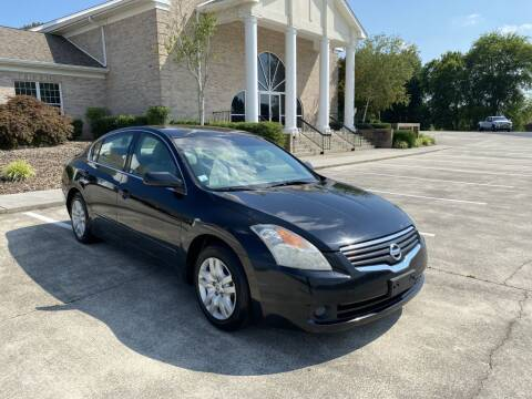 2009 Nissan Altima for sale at 411 Trucks & Auto Sales Inc. in Maryville TN