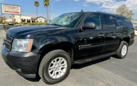 2008 Chevrolet Suburban for sale at Charlie Cheap Car in Las Vegas NV