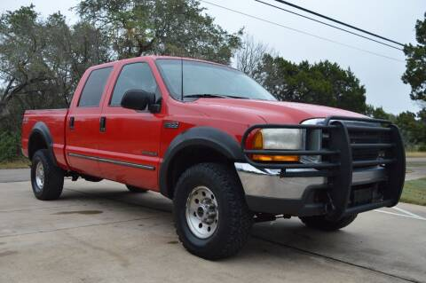 2000 Ford F-350 Super Duty for sale at Coleman Auto Group in Austin TX