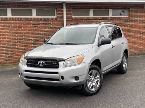 2007 Toyota RAV4 for sale at Eagle Auto Sales LLC in Holbrook MA