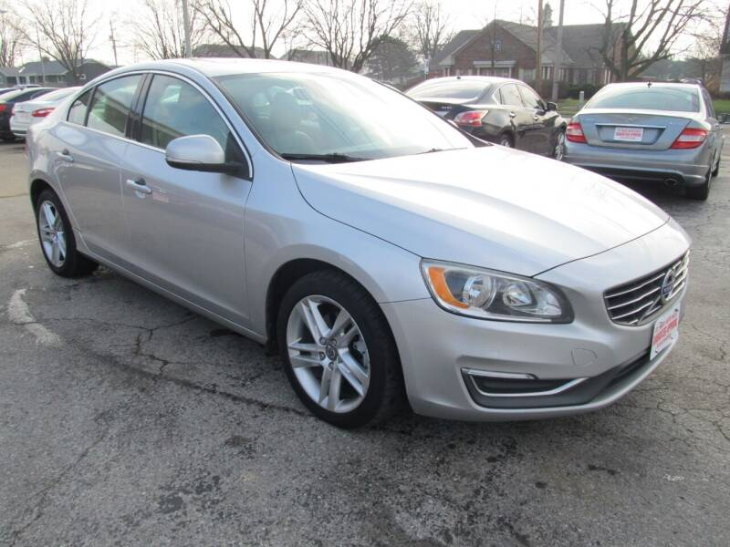 2015 Volvo S60 for sale at St. Mary Auto Sales in Hilliard OH