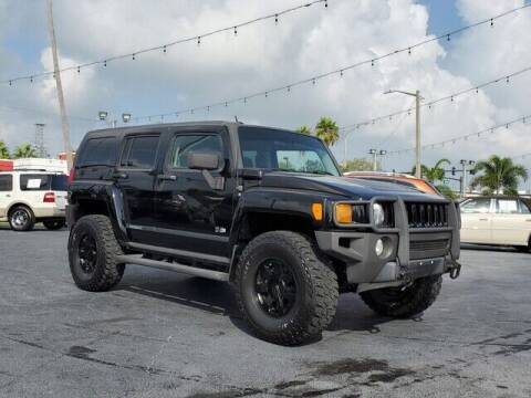 2007 HUMMER H3 for sale at Select Autos Inc in Fort Pierce FL