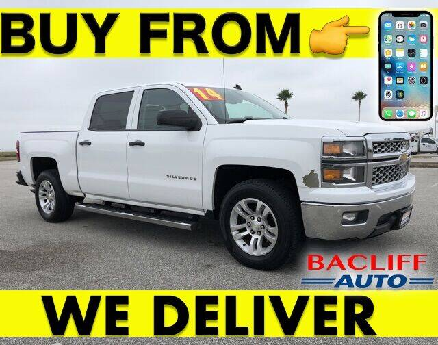 2014 Chevrolet Silverado 1500 for sale at Bacliff Auto in Bacliff TX