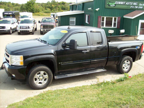 2008 Chevrolet Silverado 1500 for sale at Summit Auto Inc in Waterford PA