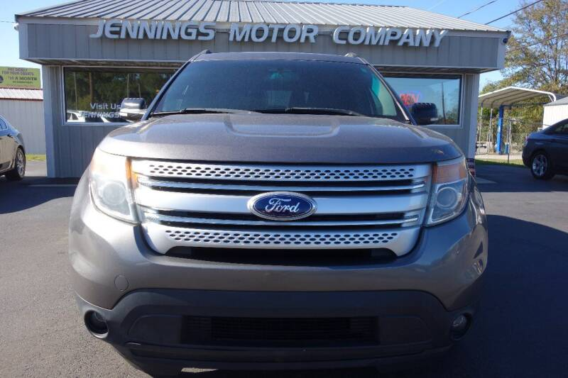 2013 Ford Explorer for sale at Jennings Motor Company in West Columbia SC
