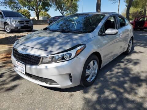 2017 Kia Forte for sale at Matador Motors in Sacramento CA