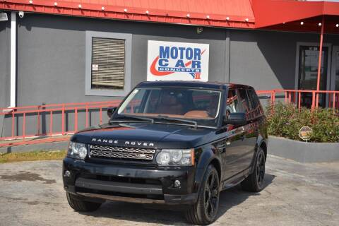 2013 Land Rover Range Rover Sport for sale at Motor Car Concepts II - Kirkman Location in Orlando FL