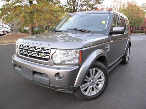 2010 Land Rover LR4 for sale at Top Rider Motorsports in Marietta GA