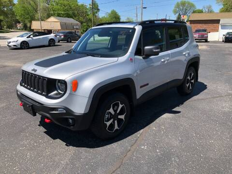 2020 Jeep Renegade for sale at Teds Auto Inc in Marshall MO