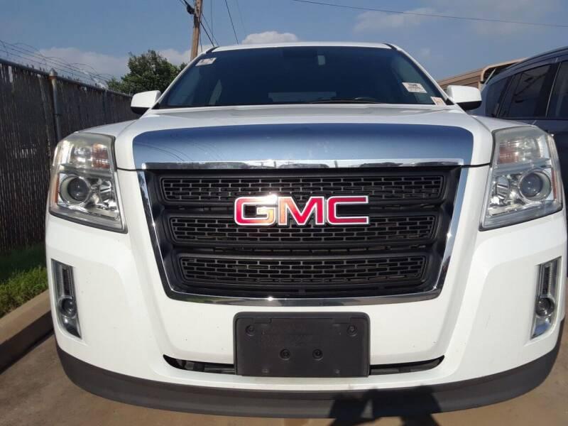 2013 GMC Terrain for sale at Auto Haus Imports in Grand Prairie TX