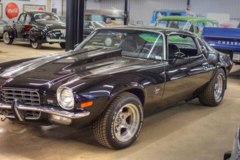 1973 Chevrolet Camaro for sale at Hooked On Classics in Watertown MN