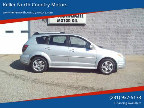 2006 Pontiac Vibe for sale at Keller North Country Motors in Howard City MI