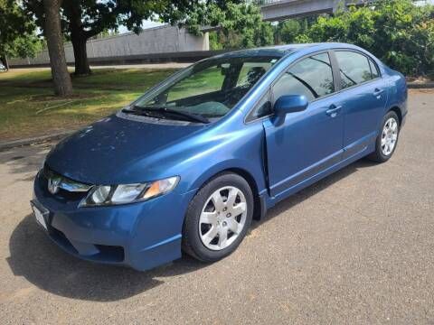 2010 Honda Civic for sale at EXECUTIVE AUTOSPORT in Portland OR