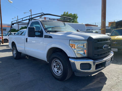2016 Ford F-250 Super Duty for sale at Best Buy Quality Cars in Bellflower CA