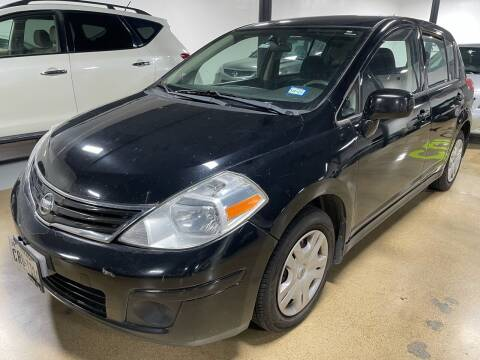 2012 Nissan Versa for sale at Cardipity in Dallas TX