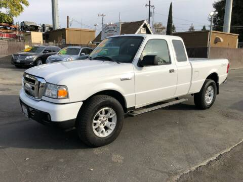 2007 Ford Ranger for sale at C J Auto Sales in Riverbank CA