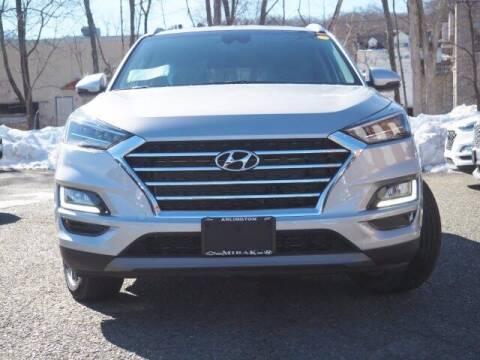 2021 Hyundai Tucson for sale at Mirak Hyundai in Arlington MA