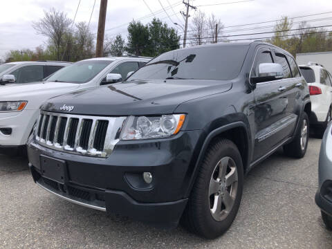 2011 Jeep Grand Cherokee for sale at Top Line Import in Haverhill MA