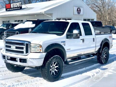 2005 Ford F-350 Super Duty for sale at Torque Motorsports in Rolla MO