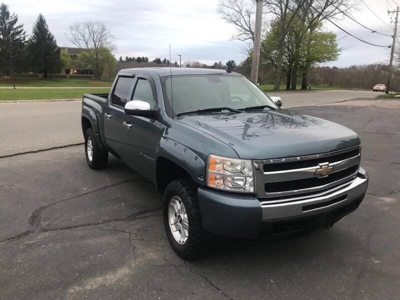 2007 Chevrolet Silverado 1500 Classic for sale at Lux Car Sales in South Easton MA