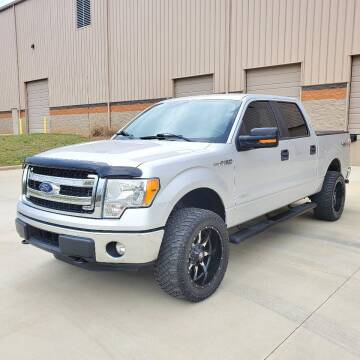 2014 Ford F-150 for sale at 601 Auto Sales in Mocksville NC