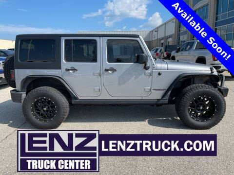 2015 Jeep Wrangler Unlimited for sale at Lenz Auto - Coming Soon in Fond Du Lac WI