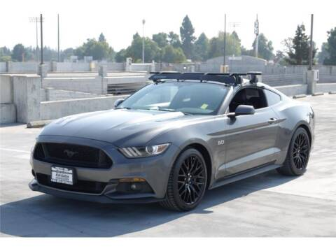 2015 Ford Mustang for sale at BAY AREA CAR SALES 2 in San Jose CA
